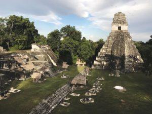 Κεντρική Αμερική - Φωτογραφία Tikal