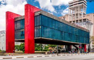 Σάο Πάολο - Φωτογραφία Μουσείο Τέχνης