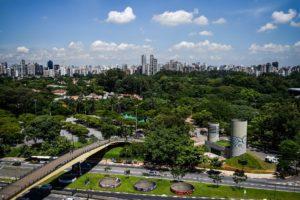 Σάο Πάολο - Φωτογραφία Πάρκο Ibirapuera