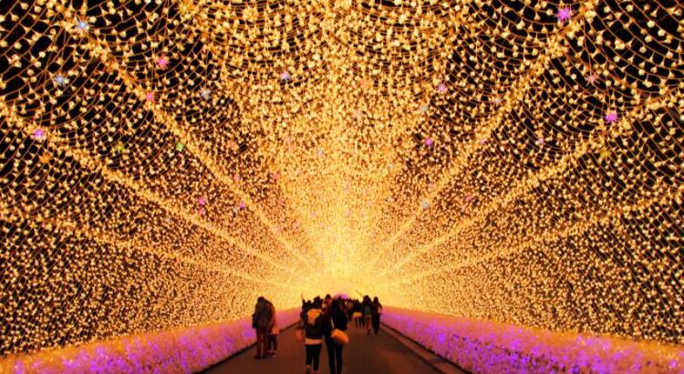 Φεστιβάλ φωτός στην Ιαπωνία