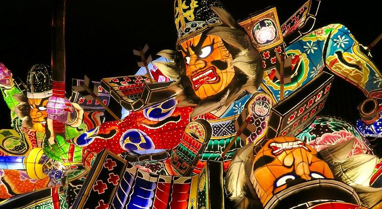 Φεστιβάλ Nebuta Matsuri στην Ιαπωνία