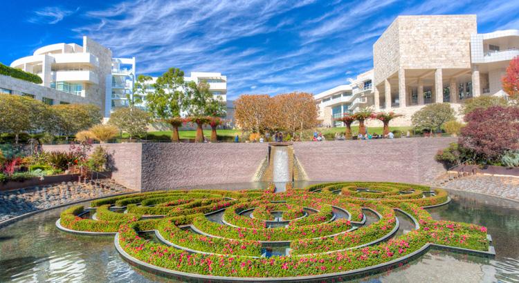 Μουσείο Getty Center στο Λος Άντζελες