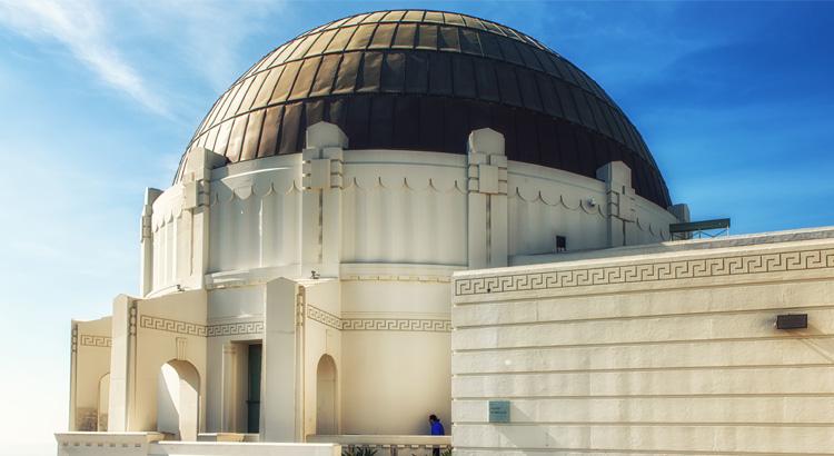 Αστεροσκοπείο στο Griffith του Λος Άντζελες