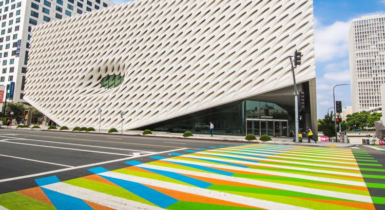 Μουσείο The Broad στο Λος Άντζελες