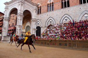 Φεστιβάλ της Ιταλίας-Φωτογραφία Palio