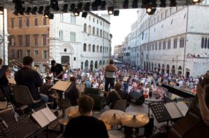 Φεστιβάλ της Ιταλίας-Φωτογραφία Φεστιβάλ Τζαζ μουσικής