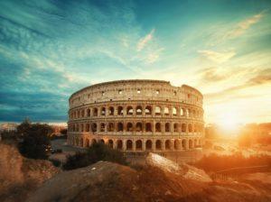 Weekend στη Ρώμη-Φωτογραφία Κολοσσαίο