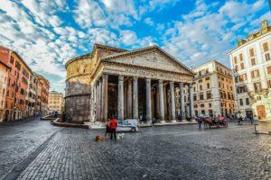 Weekend στη Ρώμη-Φωτογραφία Πάνθεον