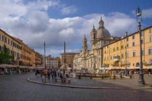 Weekend στη Ρώμη-Φωτογραφία Piazza Navona