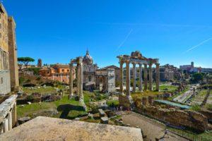 Weekend στη Ρώμη-Φωτογραφία Roman Forum