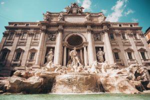 Weekend στη Ρώμη-Φωτογραφία Συντριβάνι Trevi