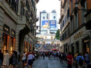 Weekend στη Ρώμη-Φωτογραφία Via Condotti