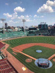 48 ώρες στη Βοστώνη - Φωτογραφία Fenway park