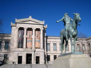 48 ώρες στη Βοστώνη - Φωτογραφία Museum of Fine Arts