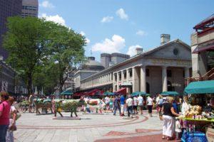 48 ώρες στη Βοστώνη - Φωτογραφία Quincy market