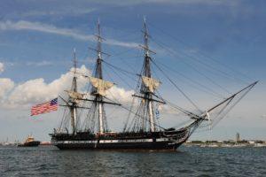 48 ώρες στη Βοστώνη - Φωτογραφία - USS constitution
