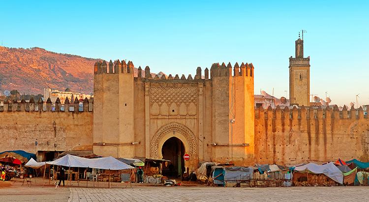Η παλαιότερη medina του Μαρόκου είναι η Fes el Bal