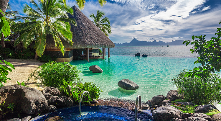 Νησί Tahiti