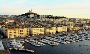 Ανερχόμενοι προορισμοί Ευρώπη - φωτογραφία Μασσαλία