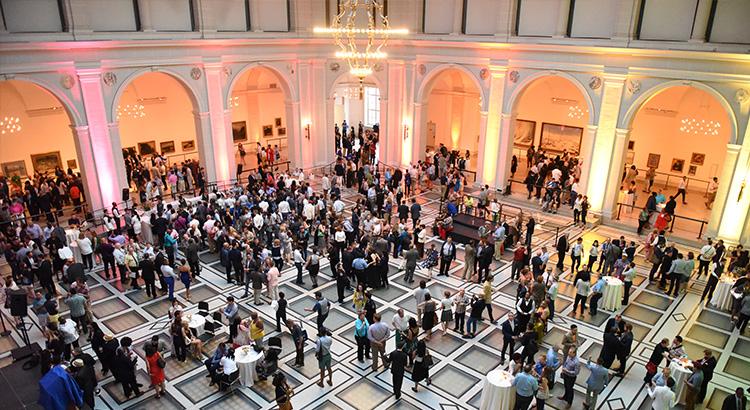 Πάρτι στο Μουσείο του Μπρούκλιν