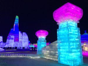 Ανερχόμενοι προορισμοί στην Ασία - φωτογραφία Harbin International Ice and Snow Festival