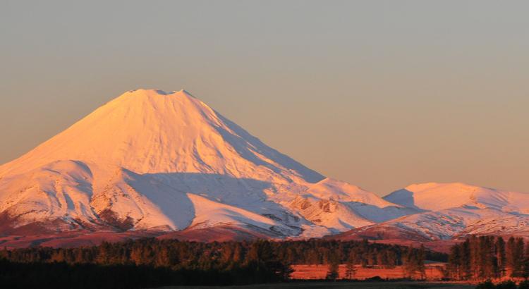 Ανακάλυψε το ηφαίστειο στο όρος Ruapehu στη Νέα Ζηλανδία μόνο στο travelling blog του airshop.gr