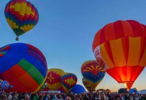 Τα καλύτερα φεστιβάλ στις Η.Π.Α - φωτογραφία Albuquerque International Balloon Fiesta