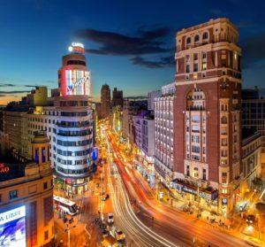 Weekend στη Μαδρίτη - φωτογραφία Γκραν Βία