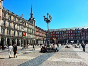 Weekend στη Μαδρίτη - φωτογραφία Πλάθα Μαγιόρ