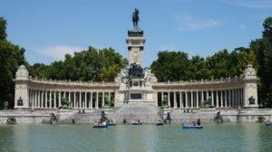 Weekend στη Μαδρίτη - φωτογραφία Πάρκο Μπουέν Ρετίρο