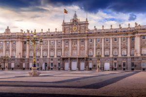 Weekend στη Μαδρίτη - φωτογραφία Βασιλικά Ανάκτορα