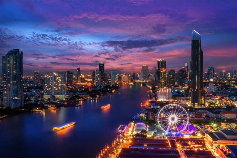 Τα 5+1 καλύτερα μέρη που πρέπει να επισκεφτείς στην Μπανγκόκ