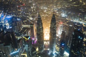 48 ώρες Κουάλα Λουμπούρ - φωτογραφία Petronas Twin Towers