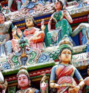 48 ώρες Κουάλα Λουμπούρ - φωτογραφία Sri Mahamariamman Temple