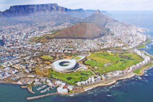 Αφρική: 5 κορυφαίοι προορισμοί - Φωτογραφία Cape Town