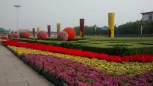 Γνώρισε οικονομικά το Πεκίνο! - Φωτογραφία Πλατεία Tiananmen