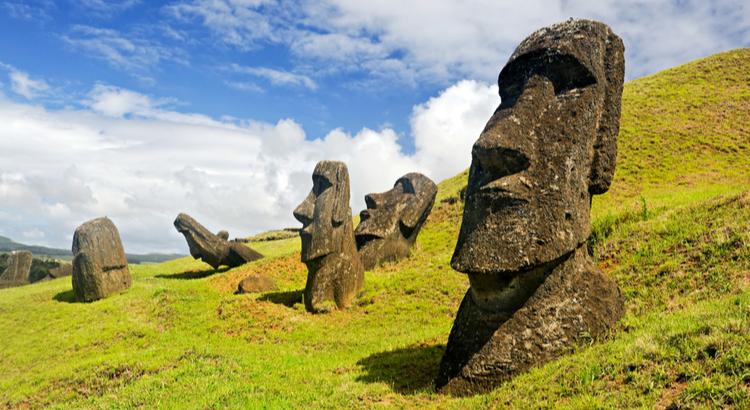 Ένας από τους καλύτερους προορισμούς στην Ν. Αμερικής, το νησί του Πάσχα