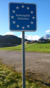 6+1 fun facts για την Γερμανία-φωτογραφία Σύνορα με εννιά χώρες