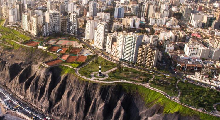 Αναπάντεχα μέρη στο Περού και εξερεύνησε την Λίμα