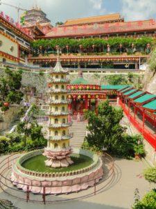 Ανερχόμενοι προορισμοί στην Ασία - φωτογραφία Penang - Kek Lok Si Temple