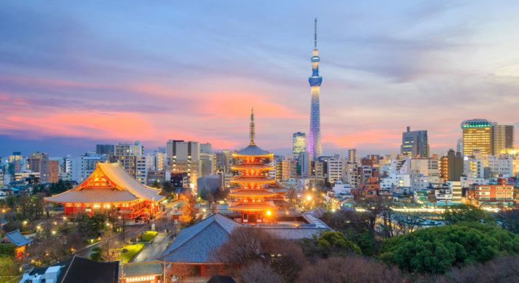 Οικονομικό ταξίδι στο Τόκιο