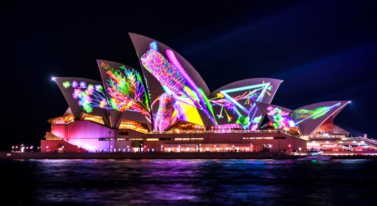 Φεστιβάλ στο Σίδνεϋ της Αυστραλίας