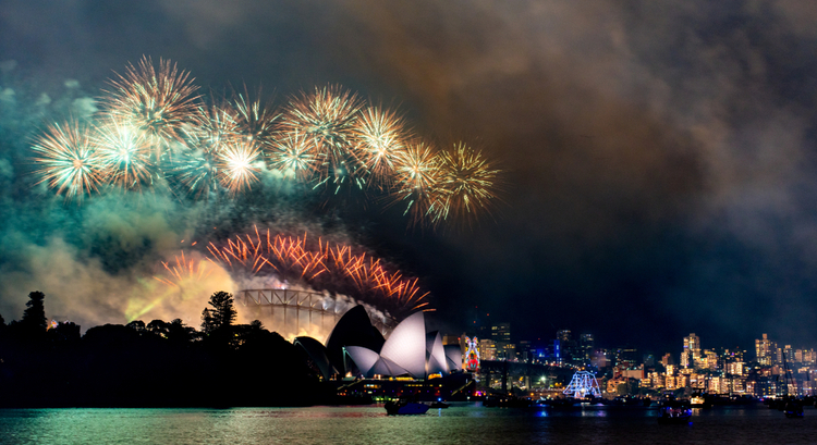 Το απόλυτο Πρωτοχρονιάτικο φεστιβάλ στο Σίδνεϋ της Αυστραλίας