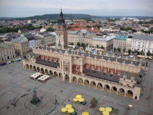 48 ώρες στην Κρακοβία - Φωτογραφία Main Market Square