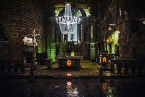 48 ώρες στην Κρακοβία - Φωτογραφία Wieliczka Salt Mine