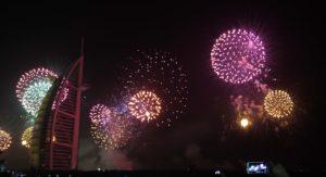 Πρωτοχρονιά- φωτογραφία Ντουμπάι