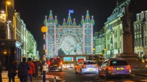 Πρωτοχρονιά- φωτογραφία Εδιμβούργο