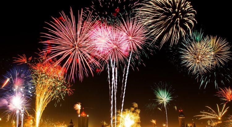 Πρωτοχρονιά - φωτογραφία πυροτεχνήματα