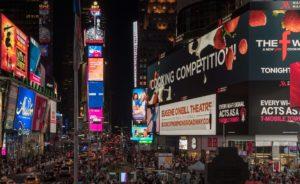 Πρωτοχρονιά - φωτογραφία Νέα Υόρκη