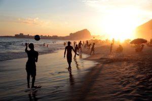 Πρωτοχρονιά- φωτογραφία Ρίο ντε Τζανέιρο